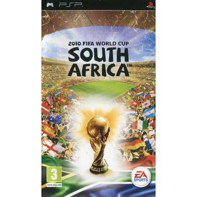 PSP - 2010 Fifa World Cup 2010 South Africa
