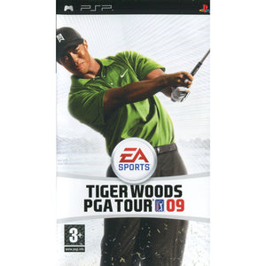 PSP - Tiger Woods PGA Tour 09