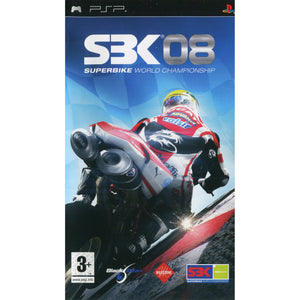 PSP - SBK 08: Superbike World Championship