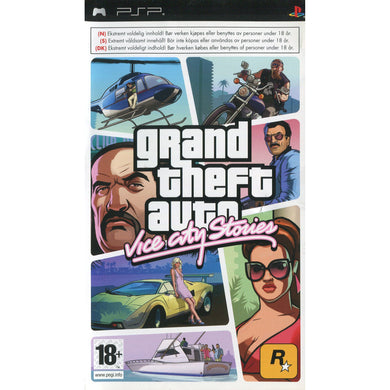 PSP - Grand Theft Auto: Vice City Stories