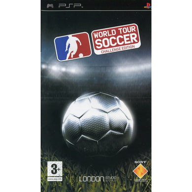 PSP - World Tour Soccer: Challenge Edition