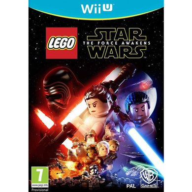 Star Wars: The Force Awakens (WiiU)