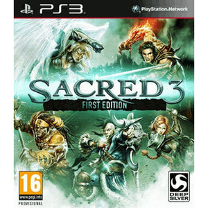 Sacred 3: First Edition (PS3)