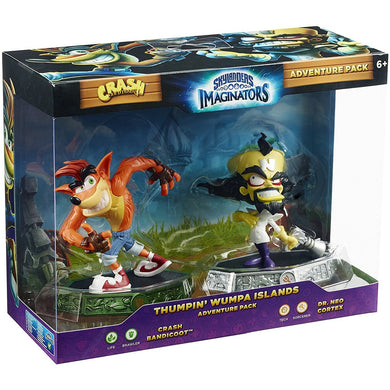 Skylanders Imaginators: Thumpin' Wumpa Islands