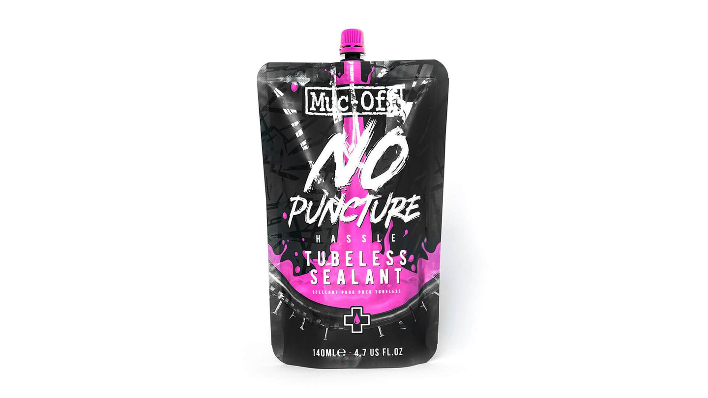 Muc Off No Hassle Tubless Tyre Sealant - 140ml