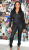 All In One | Black High Neck Jumpsuit