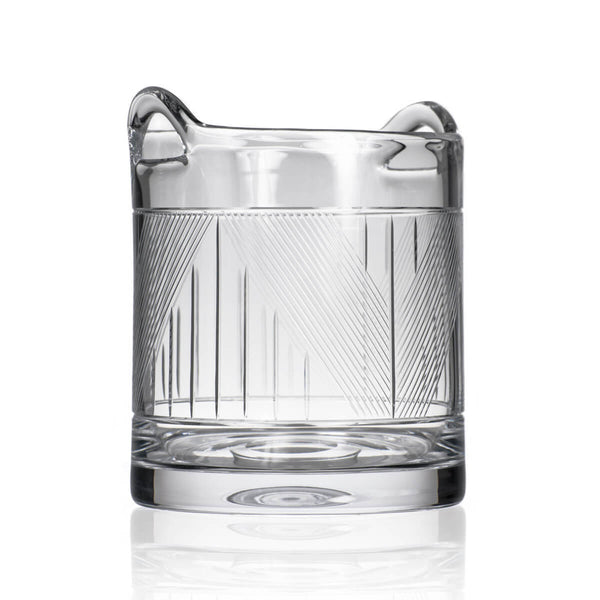 Rolf Glass Bleecker Street Ice Bucket