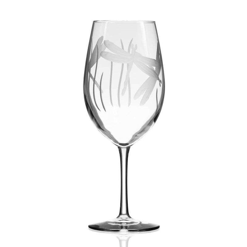 Rolf Glass Dragonfly 18oz All Purpose Wine