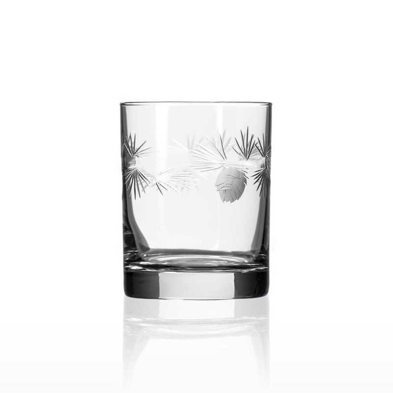 Rolf Glass Icy Pine 14oz Double Old Fashioned