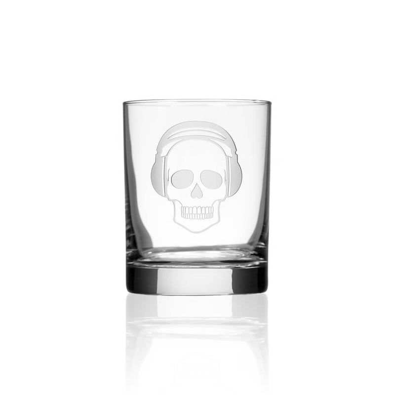 Rolf Glass Numbskulls 14oz Double Old Fashioned
