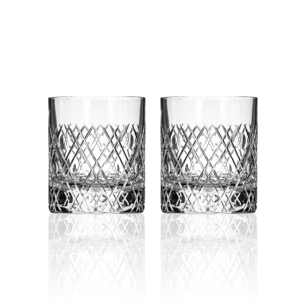 Rolf Glass Pittsburgh 7oz Double Old Fashioned