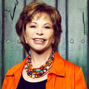 W21 - Isabel Allende: Personal History and Creative Process (Online)