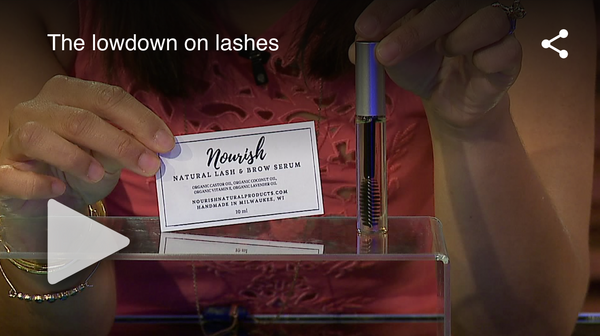 Fox 6 News, Falsies or applying mascara: 4 ways you can get gorgeous lashes