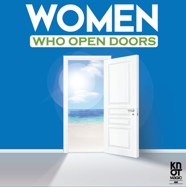 Women Who Open Doors Podcast Spotlights Our Founder, Jamie