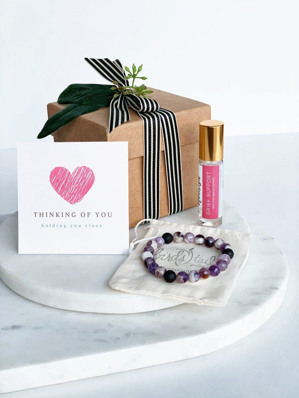 Thinking of You: Grief Support Gift Set
