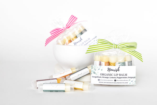 Spring Lip Balm Collection