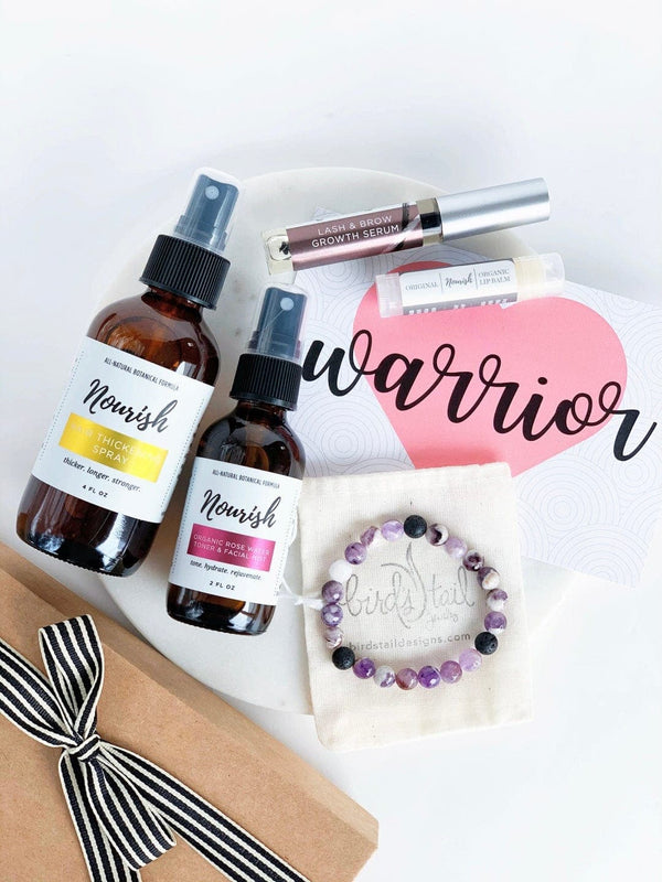 Cancer Warrior Gift Set