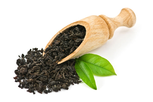 black tea notes