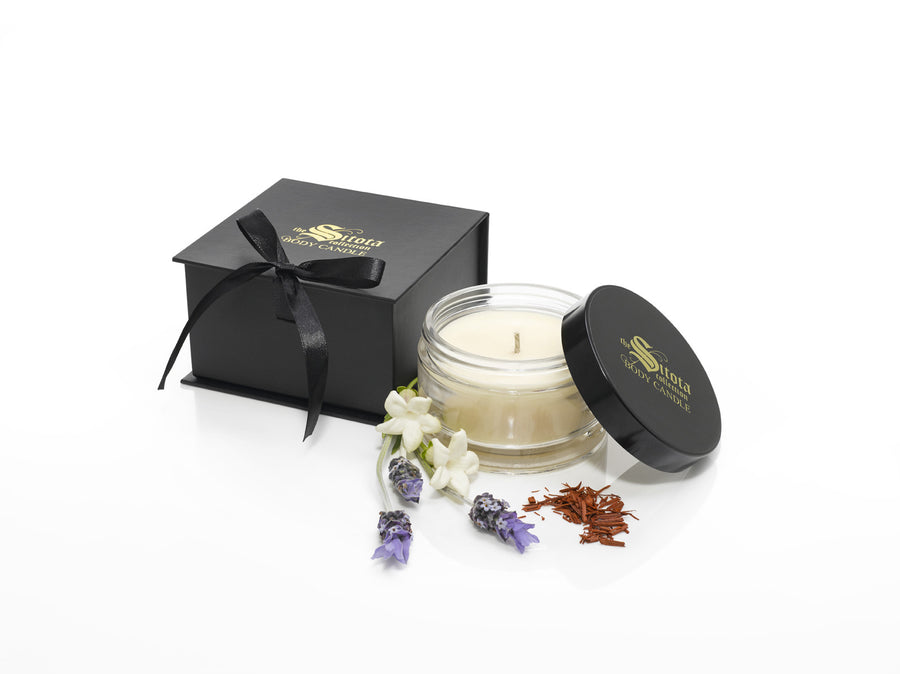 LUXURIOUS BODY CANDLE - AIGYPTOS
