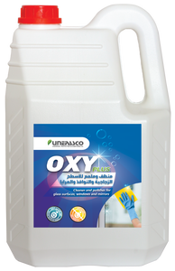 OxyPlus Glass, Window, and Mirror Surface Cleanser & Disinfectant 4L