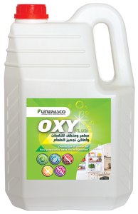 OxyPlus Food Preparation Areas and Refrigerators Disinfectant and Cleanser 4L