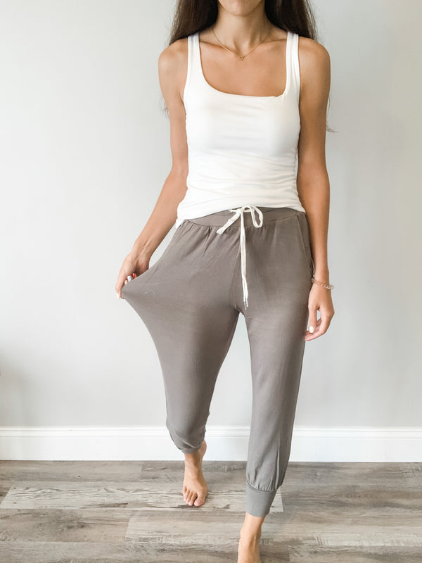 Laid Back Weekend Joggers - Small