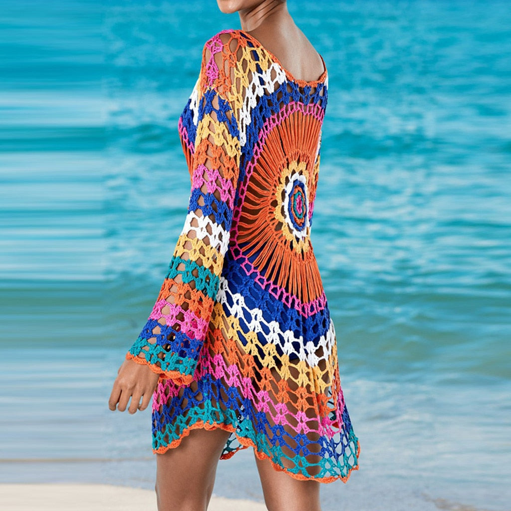 bohemian cover up