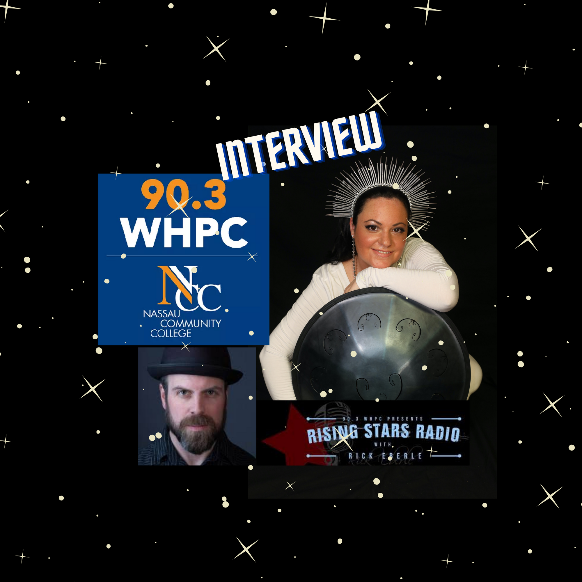 Rising Stars Radio Interview WHPC 90.3 - Tabytha Polaris