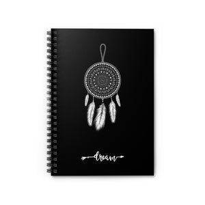 Dream Journal - Spiral Notebook - Ruled Line