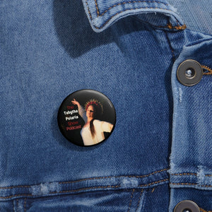 Podcast Glossy Pin Button