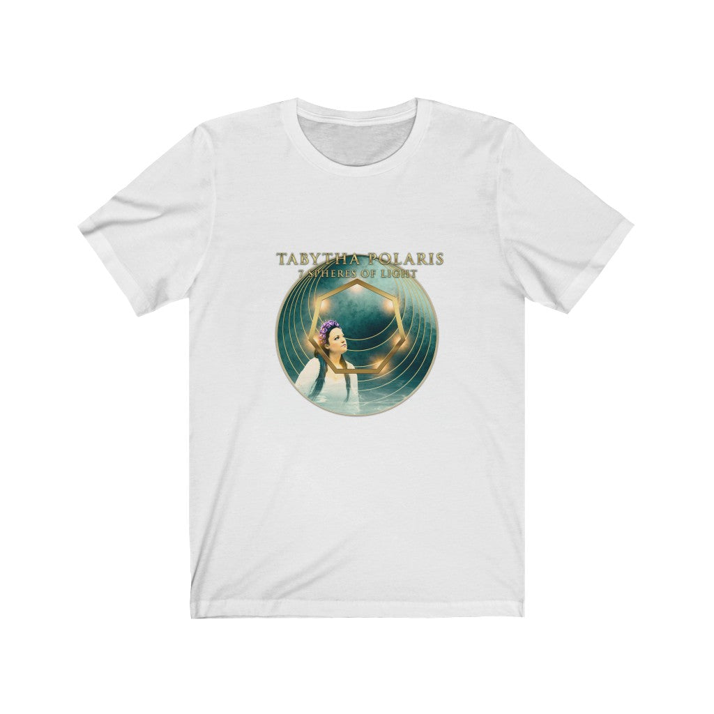 7 Spheres Unisex T-Shirt White