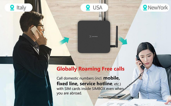SimHome-wireless-network-device-dual-SIM-adapter-transmitter-WiFi-router-voice-roaming