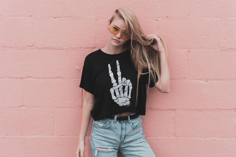 Tight T-Shirts for Loose-Fitting Graphic Tees