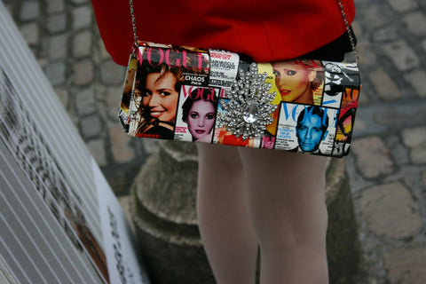 Unique Fashion Clutch