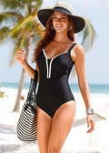 Fashion Black One Piece Swimsuit - DSY - DSY Retailers