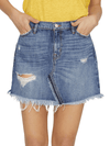 Sunny Distressed Denim Miniskirt - Sanctuary - DSY Retailers