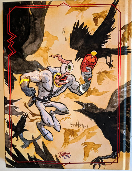 Earthworm Jim: Launch the Cow