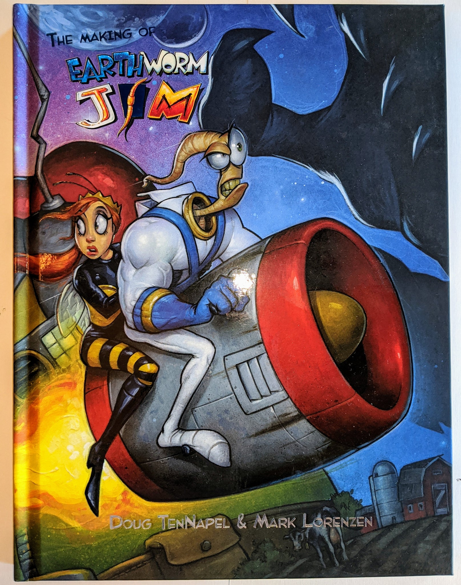 The Making Of Earthworm Jim