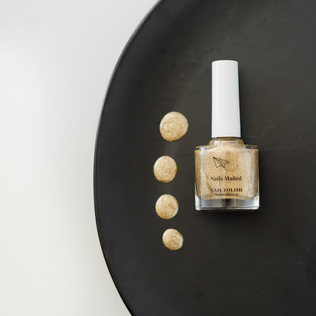 Gold Digger - NailsMailed