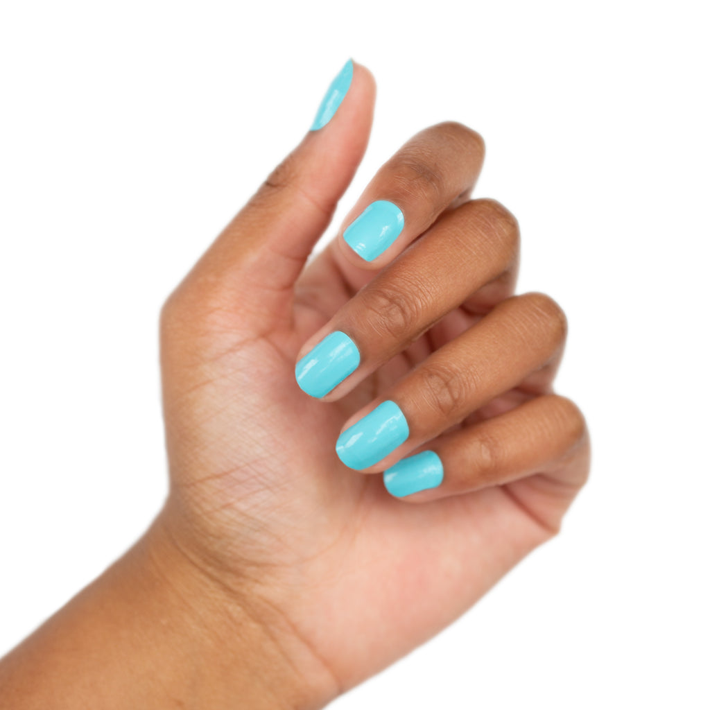 Aqua - NailsMailed