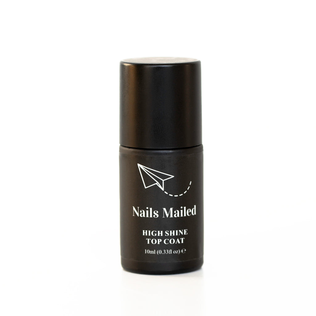High Shine Top Coat - NailsMailed