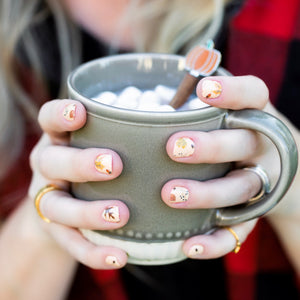 Autumn Treasures - NailsMailed