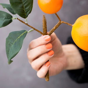 Orange - NailsMailed