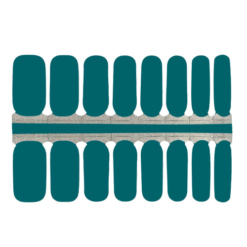 Teal - NailsMailed