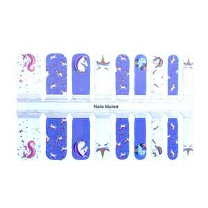 Unicorn - Children's - NailsMailed