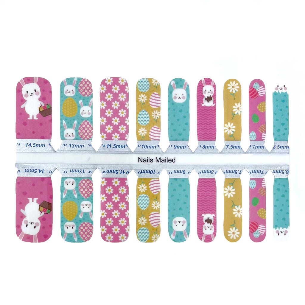 Bunny Hunt - Children's - NailsMailed