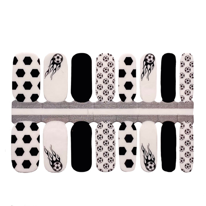 Soccer - NailsMailed