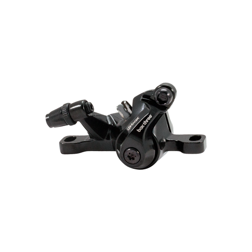 Box Three BMX Disc Brake Caliper Black - boxcomponents