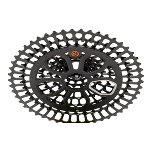 Box One Prime 9 X-Wide 11-50T Cassette Black