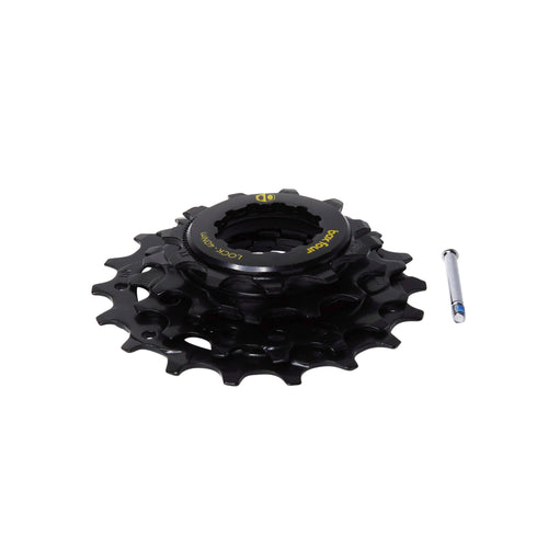 Box Four Lockring & Cogs 11T, 13T, 15T, 18T black - Box®